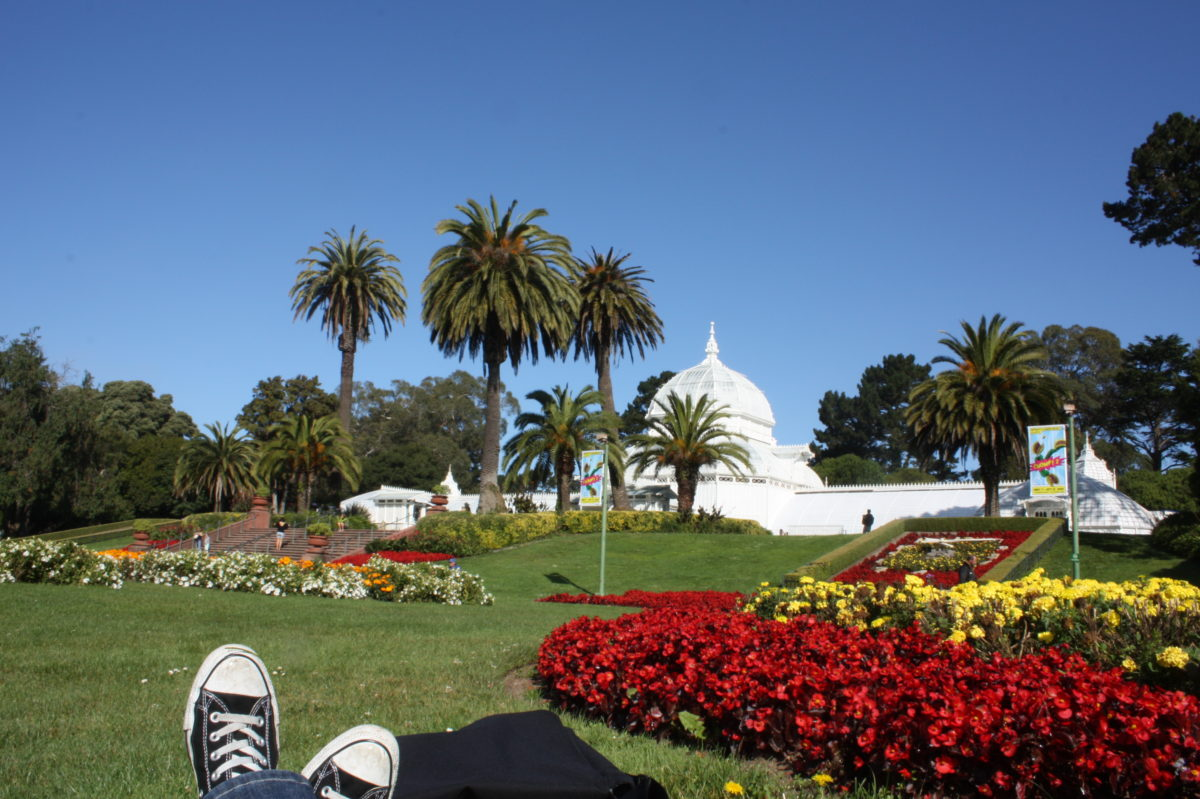 Day Trip: Tour Through The Haight Ashbury And A Picnic In Golden Gate Park