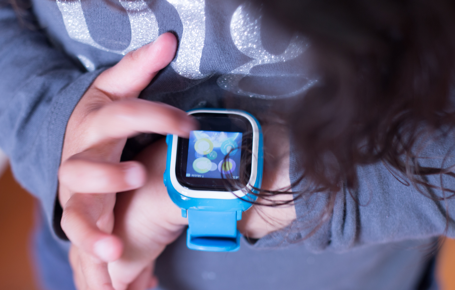 Quick Rave: Children's TickTalk Watch Phone - Far Out City