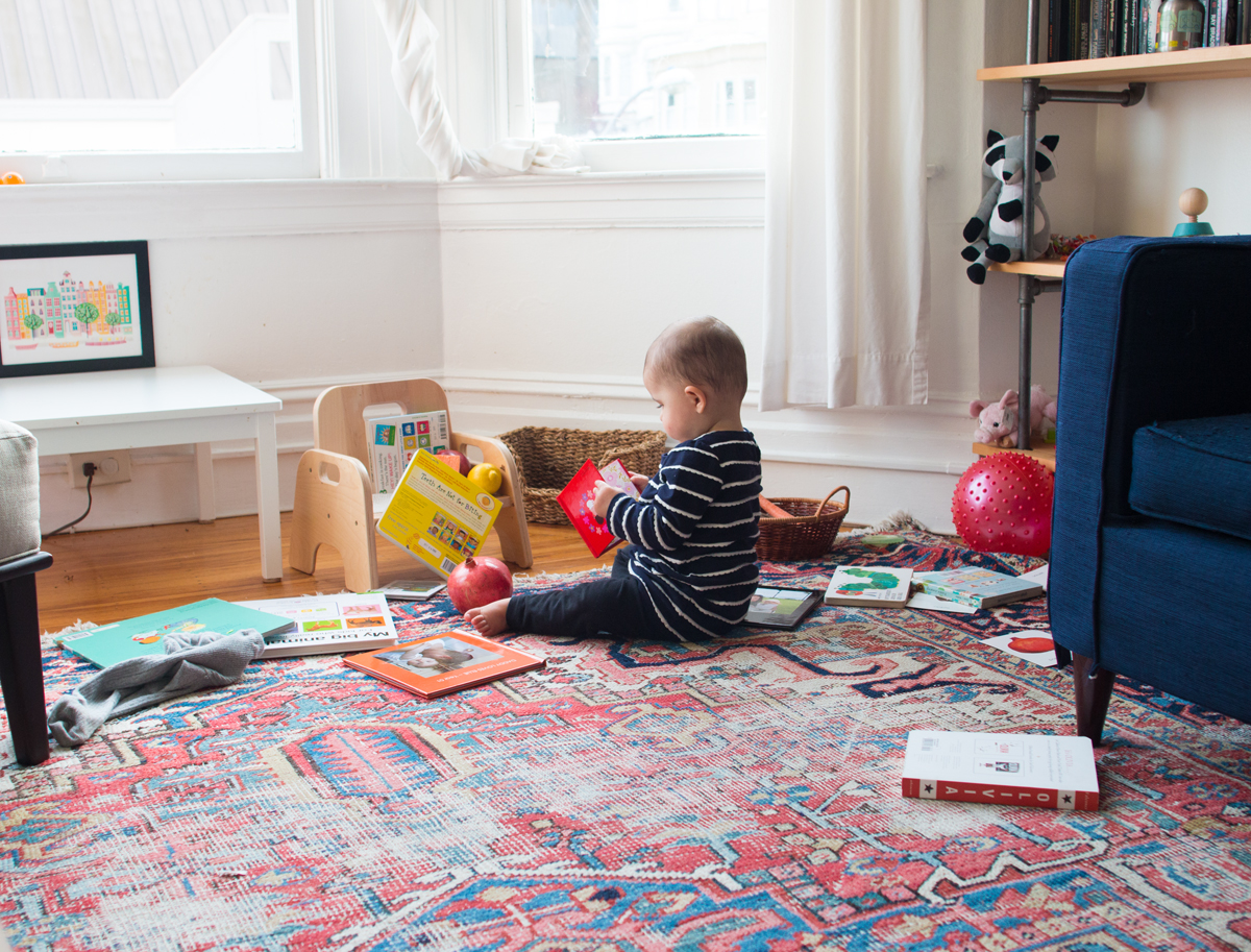 and a baby my tips for managing the toy situation in a one bedroom